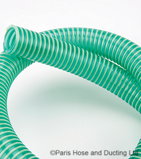 GREEN-TINT-DELIVERY-HOSE-